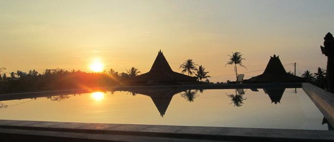 Best spot of sunrise view